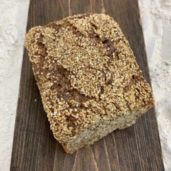 Vollkorn Dinkel Sesam Möhre Brot (VDSM)