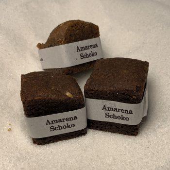 Cookie Cube Amarena Schoko