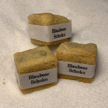 Cookie Cube Blaubeer Schoko