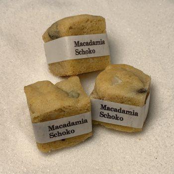 Cookie Cube Macadamia Schoko