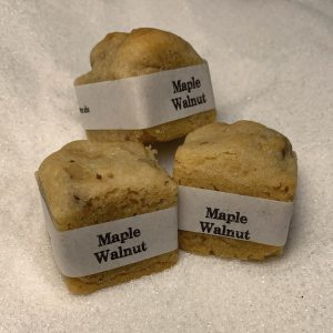 Cookie Cube Maple Walnut