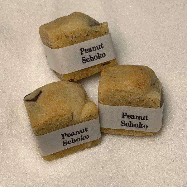 Cookie Cube Peanut Schoko
