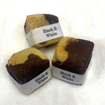 Cookie Cube Black & White